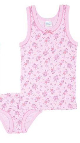 Комплект нижнего белья для девочки Фея