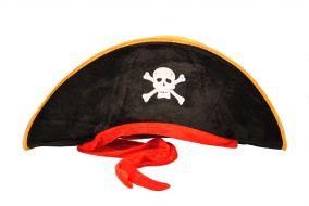 Капитанская шляпа пирата