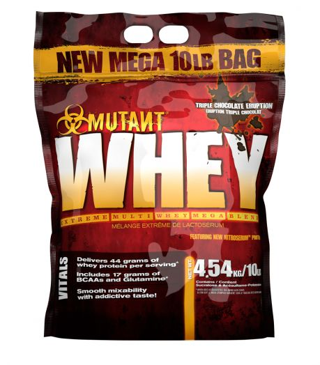 Fit Foods - Mutant Whey 4,55 кг