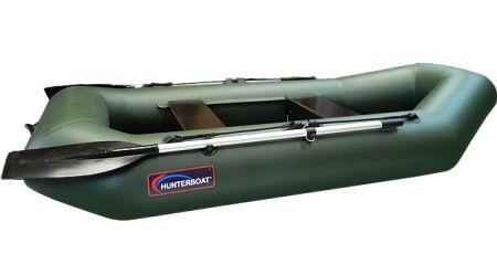 Надувная лодка HUNTERBOAT Хантер 250 МЛ