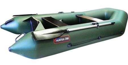 Надувная лодка HUNTERBOAT Хантер 290 Р