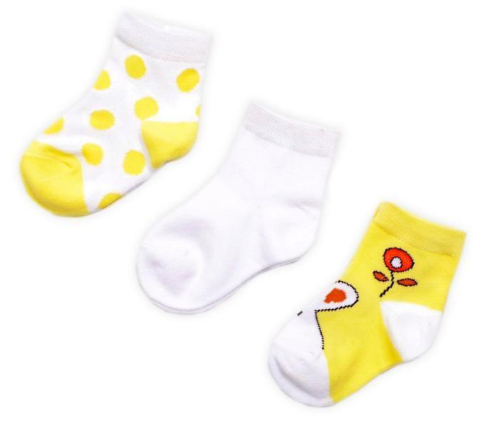 Комплект носков для девочки Заинька