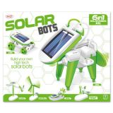 Конструктор Robot Kits на солнечных батареях