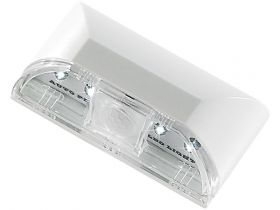 Подсветка замка двери с датчиком движения и света