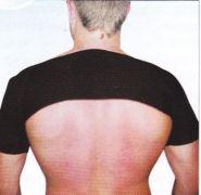 Специальная магнитная турмалиновая накладка на плечи