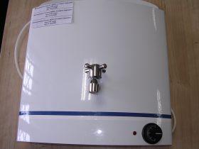 Водонагреватель дачный ЭВНКА 15 литров (терморег, кран,ТЭН, шнур)