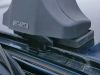 Багажник на крышу Suzuki Swift, Атлант, прямоугольные дуги