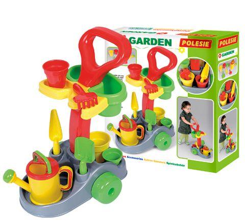 Игровой набор Садовник