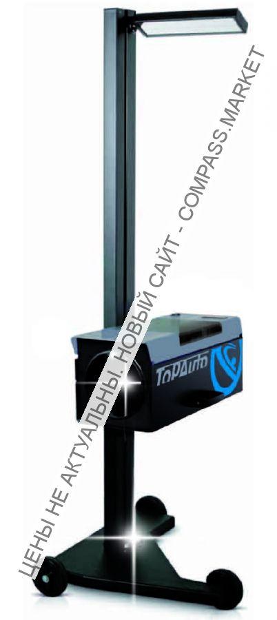 Прибор контроля и регулировки фар усиленный, TopAuto-Spin (Италия)
