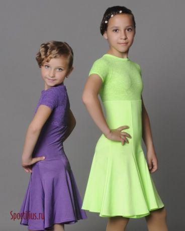 """Платье для бальных танцев """"Дженифер"""""""