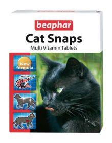 Beaphar Cat Snaps Кормовая добавка для кошек (75 табл.)