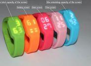 Силиконовые часы-флешка 16Гб
