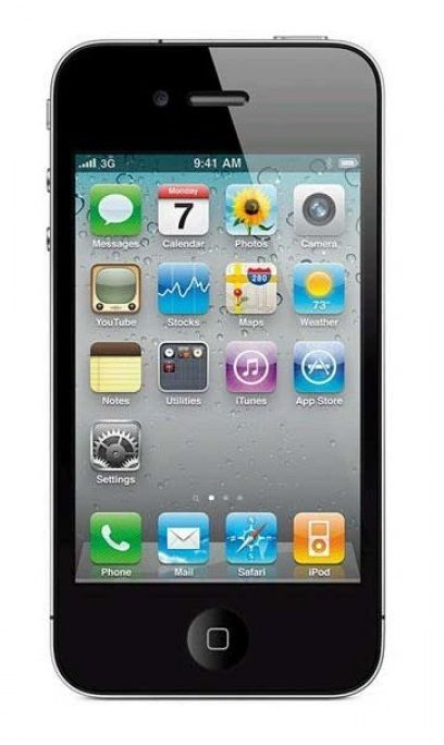 Apple iPhone 4S 32Gb (Silver)