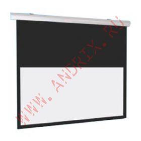 Экран с электроприводом Classic Solution Premier Phoenix-R 305х259 см (16:9) extra drop