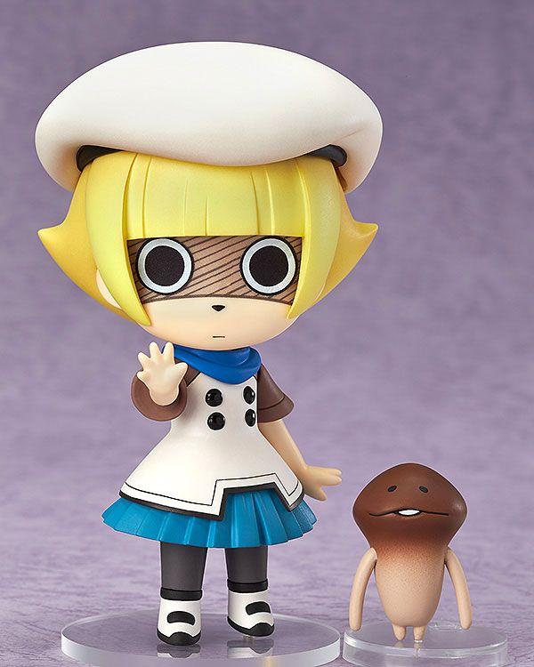 Фигурка Nendoroid Touch Detective: Rina Ozawa