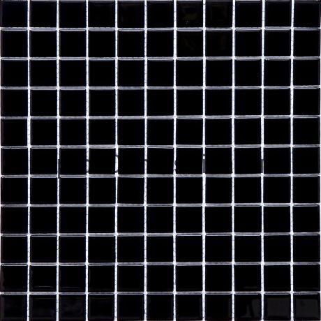 Black Rose  . Мозаика для бассейнов и  внутр. помещ. серия CRISTAL,  размер, мм: 295*295