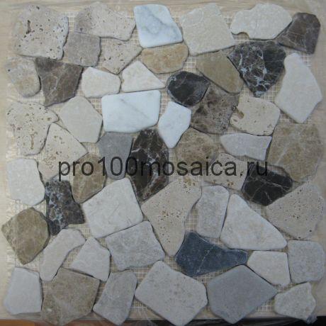 ANTICATO MIX. Мозаика серия STONE, размер, мм: 305*305 (ORRO Mosaic)