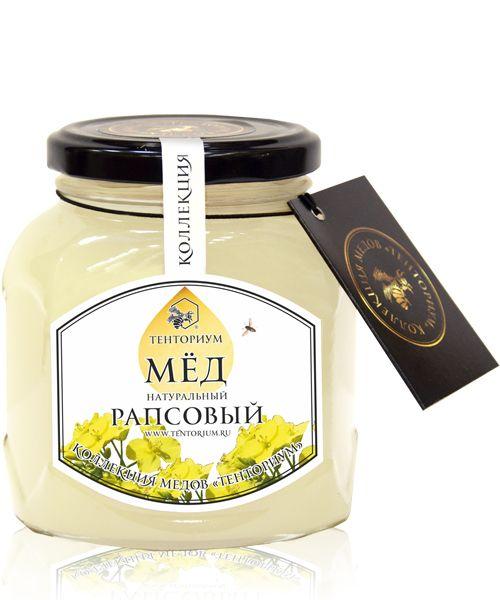 """Мед """"Рапсовый"""", 450г"""