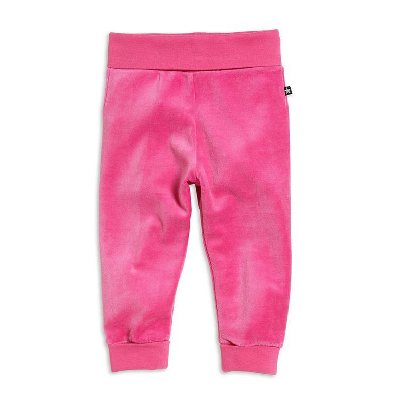 Велюровые штаны для девочки