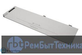 Аккумуляторная батарея для ноутбука Apple MacBook pro Unibody A1286 A1281 4600mah серебристая