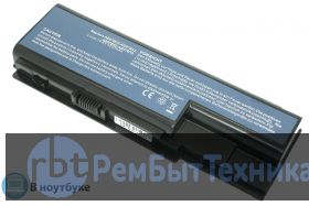 Аккумуляторная батарея для ноутбука Acer Aspire 5520, 5920, 6920G, 7520 5200mAh OEM