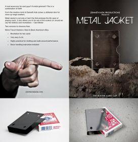 Зажим Metal Jacket (блистер и предсказание карты)