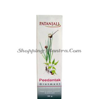 Крем для быстрого снятия болей в мускулах и суставах Патанджали | Divya Patanjali Peedantak Pain Reliever