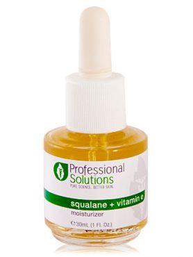 Professional Solutions Squalane+Vitamin E Moisturizer Сквалан