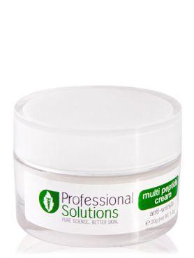Professional Solutions Мультипептидный крем от морщин