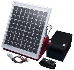 Солнечная панель OLLI 9.07B/30B/70B Мощность 6 Ватт. Аккумулятор в комплекте