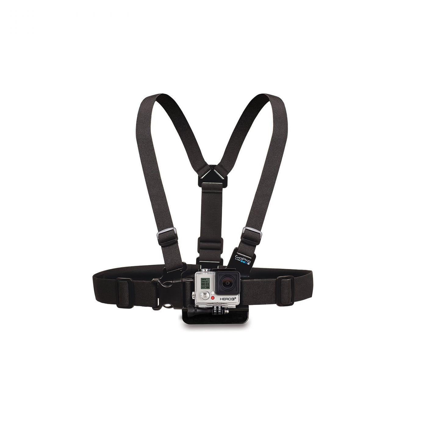 Комплект крепления для экшн камер на грудь  XRS-XM23 ( GoPro /SJcam /Xiaomi)