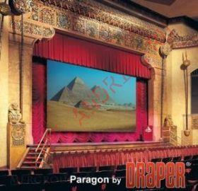 Экран с электроприводом Draper Paragon/E NTSC 450x599 XT1000E MW (3:4)