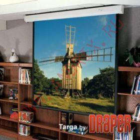 "Экран с электроприводом Draper Targa 244/96"" (8') 152x203 MW (3:4)"