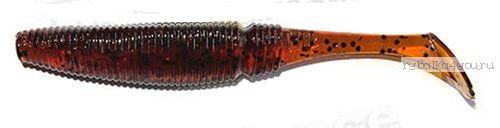 Виброхвост Kosadaka Hart Shad 75mm / цвет MO / 4 шт
