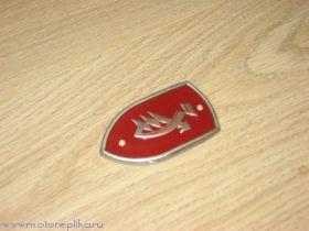 Эмблема Zundapp на заднее крыло