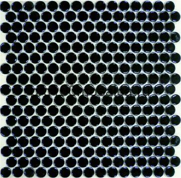 PS1900-09. Мозаика круглая серия PORCELAIN,  размер, мм: 315*294 (NS Mosaic)