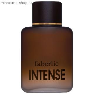 Туалетная вода для мужчин Faberlic Intense