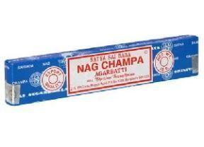 Аромапалочки Nag champa Sai Baba agarbatti 15 г (отправка из Индии)