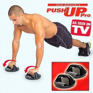 Опоры для отжиманий Push Up Pro
