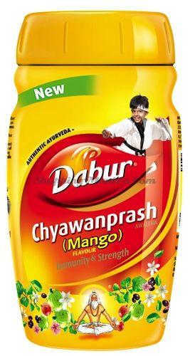 Чаванпраш Манго Дабур (Dabur Chyawanprash Mango)