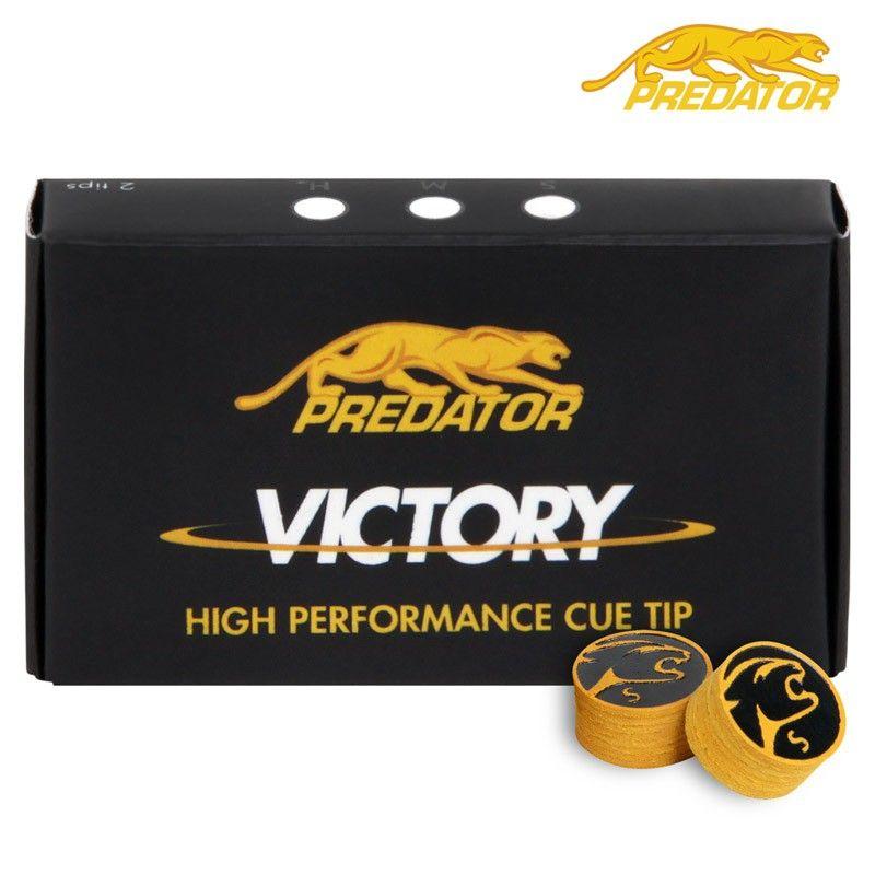 Наклейка для кия Predator Victory ø14мм Soft 2шт., артикул 05838