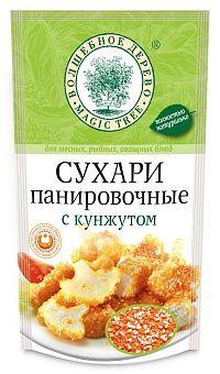 ВД ДОЙ-ПАК Панировочные сухари с кунжутом 140 г