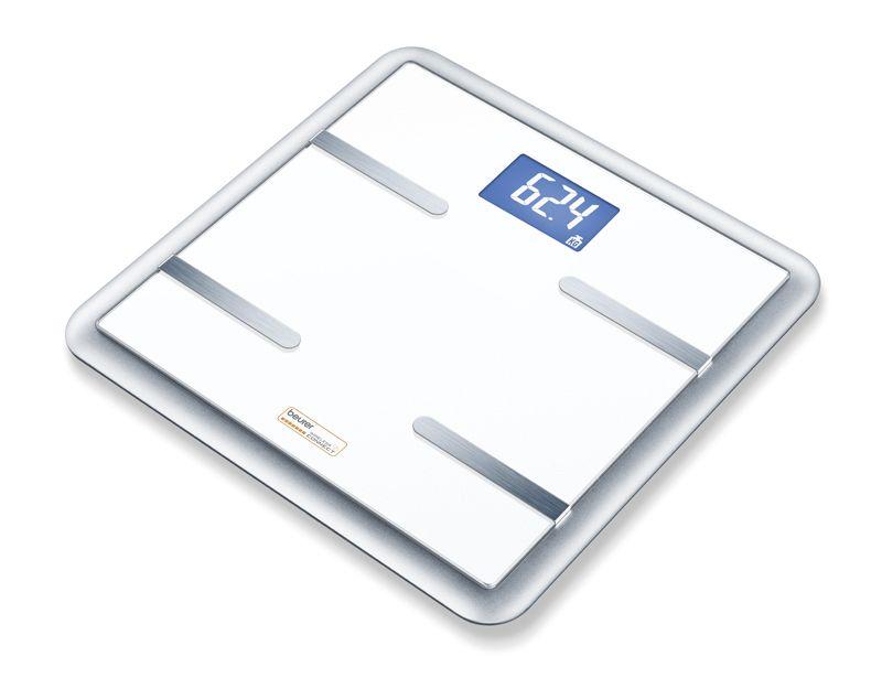 Весы Beurer BG900 (стекло) диагностические wireless connect