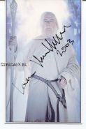 Автограф: Иэн МакКеллен. Властелин колец. 2003 г.