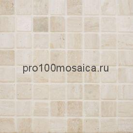 TRAVERTINE CLASSIC Tum. 30х30. Мозаика серия STONE,  размер, мм: 305*305*7 (ORRO Mosaic)