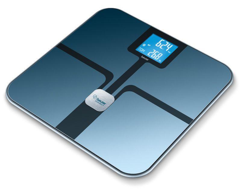 Диагностические весы Beurer BF 800 Black