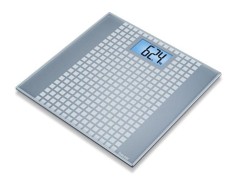 Beurer GS 206 Squares Cтеклянные весы