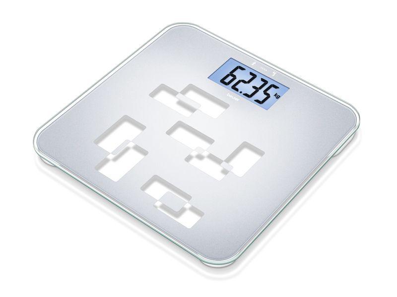 Beurer GS420 tara Cтеклянные весы