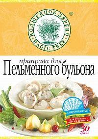 ВД Приправа для пельменного бульона 30 г
