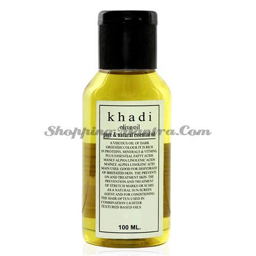 Натуральное оливковое масло для широкого применения Кхади (Khadi Olive Oil)